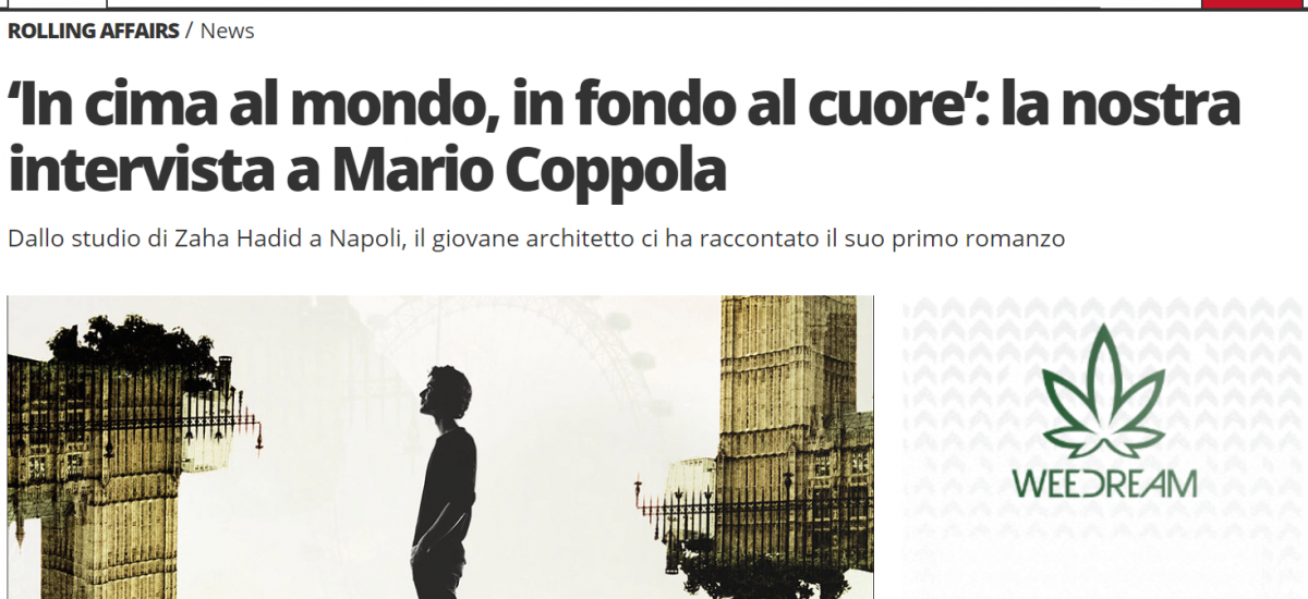 Intervista di Mario Coppola – Rolling Stone