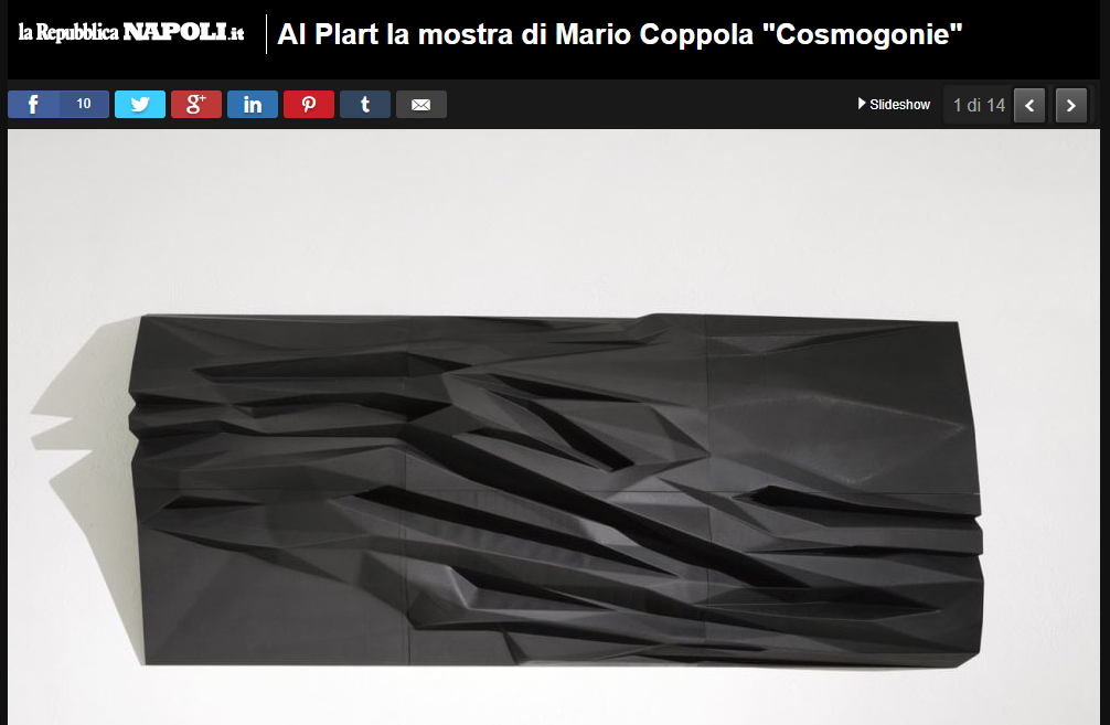 Cosmogonie su Repubblica