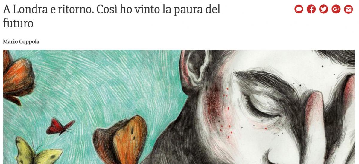 Mario Coppola su Il corriere della sera